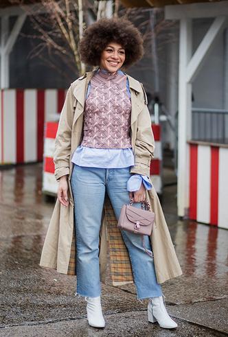 Фото №2 - 5 причин, почему тренч — самая модная верхняя одежда этой весны