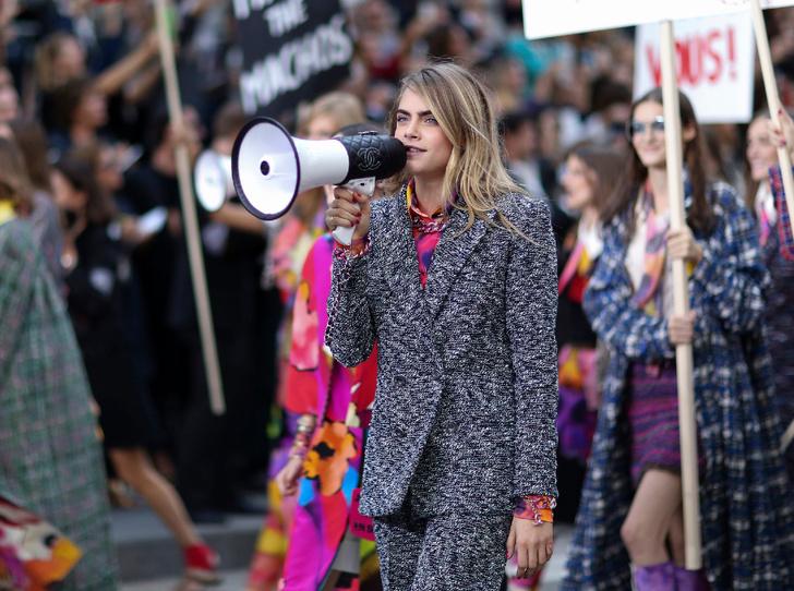 Фото №1 - Время женщин: как современный феминизм меняет индустрию моды
