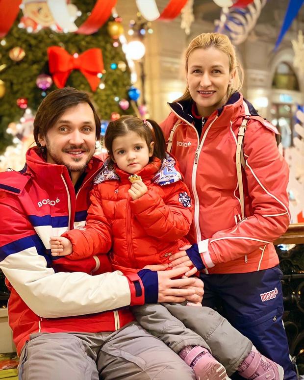 Олимпийские чемпионы Максим Траньков и Татьяна Волосожар ждут второго ребенка