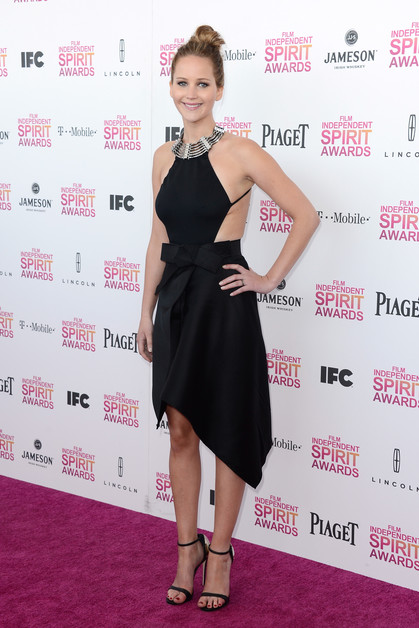 Дженнифер Лоуренс Film Independent Spirit Awards