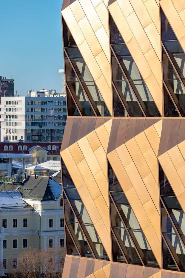 Фото №3 - Офисное здание по проекту Foster+Partners в Екатеринбурге