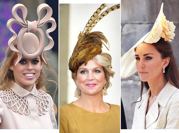 Фото №1 - 25 необычных шляп на королевских свадьбах