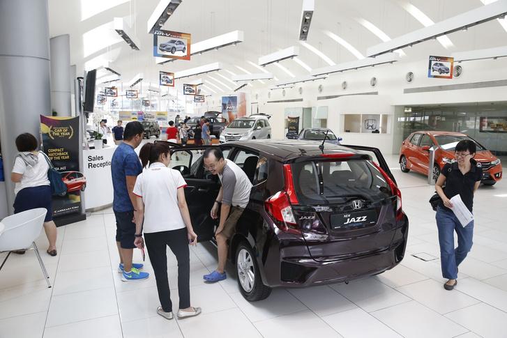 Фото №5 - «Ценаот балды!»: почему в Сингапуре самые дорогие в мире автомобили