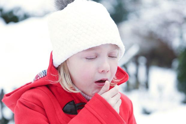 Фото №1 - Трудности дыхания: бронхит и пневмония