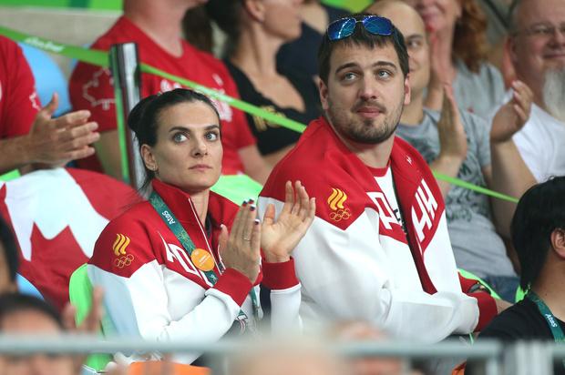 Фото №8 - Как выглядят любимые мужчины самых красивых спортсменок России