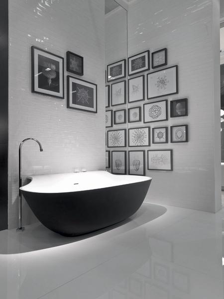 Фото №26 - Дизайн ванной: модные тенденции