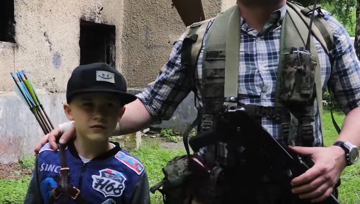 Фото №1 - Росгвардия выпустила ролик про постапокалипсис по мотивам игры Last of Us
