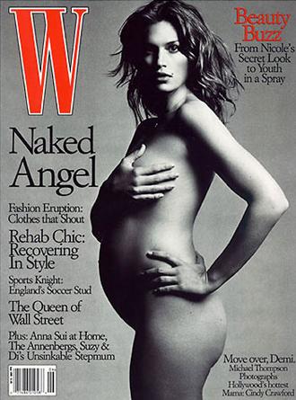 Фото №13 - Обнаженная беременность: теперь нормально