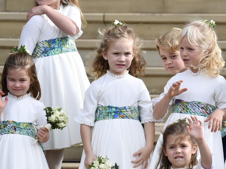 Фото №1 - Не только дочь Гарри и Меган: кто еще из Виндзоров родился в США