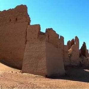 Фото №1 - В Египте нашли древнюю крепость