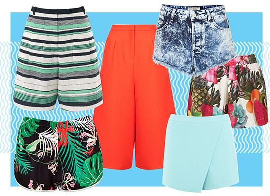 Фото №1 - Шорт-лист: лучшие летние шорты