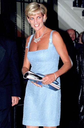 Фото №12 - Как принцесса Диана одевалась в 90-е годы