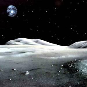 Фото №1 - Гробы на Луне