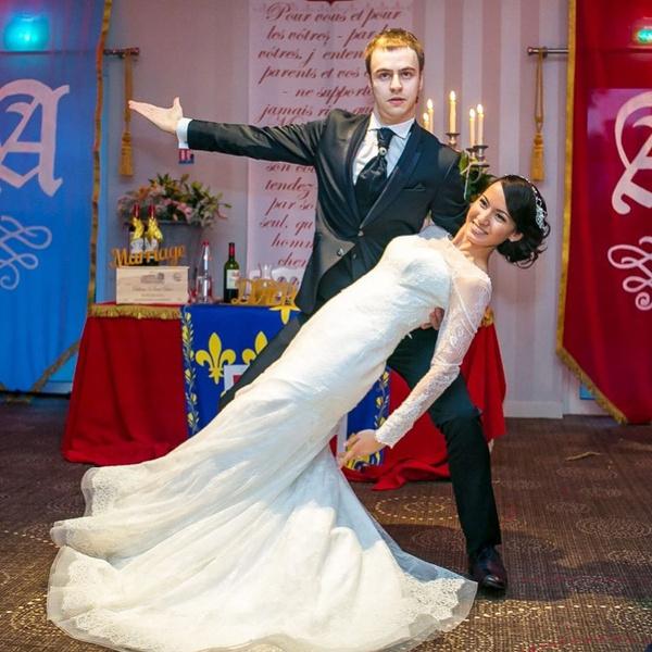 Фото №2 - «Пора бежать на весы»: молчавшая неделю жена Абрамова наконец ответила хейтерам