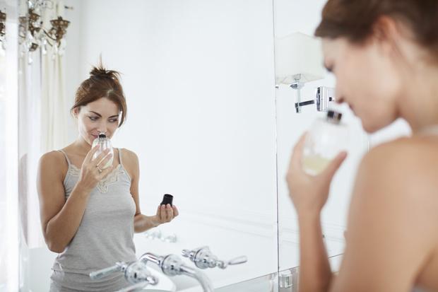 Успокаивающие ароматы, парфюмы для женщины