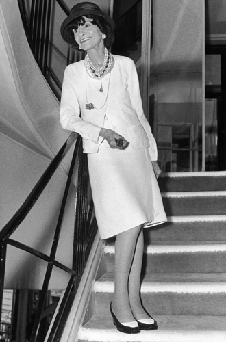 Фото №12 - 15 мыслей Коко Шанель о стиле и стильной женщине