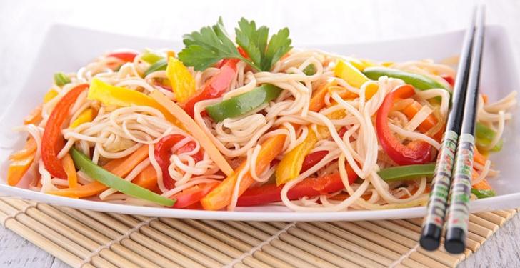 Фото №1 - Три постных рецепта азиатской кухни