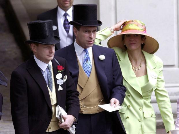 Фото №1 - Приговор для Короны: кто такая Гилейн Максвелл, и почему ее боится принц Эндрю