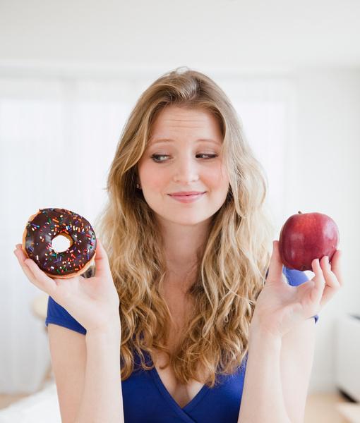 Как уменьшить калории чтобы похудеть