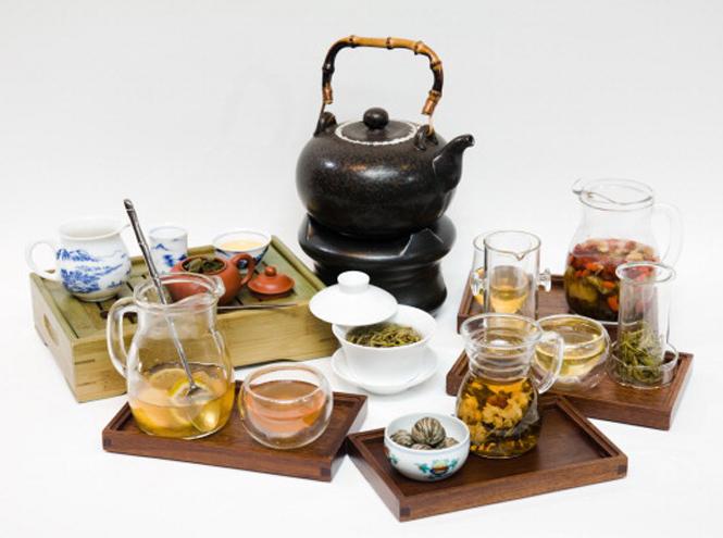 Фото №2 - Зимние чаи для летнего настроения