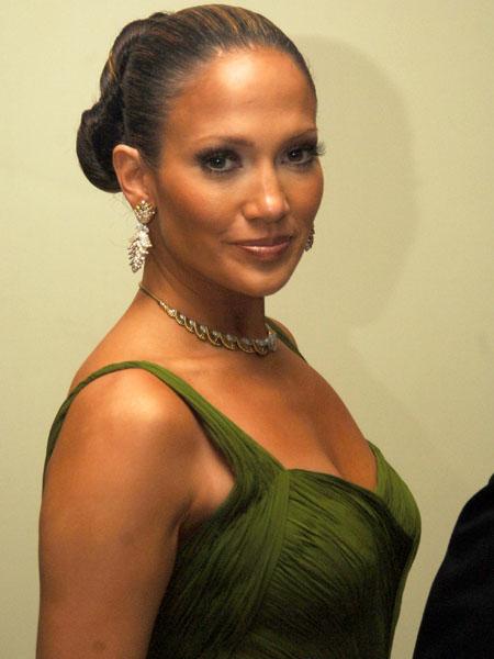 Дженнифер Лопес, церемония «Оскар», 2002 год
