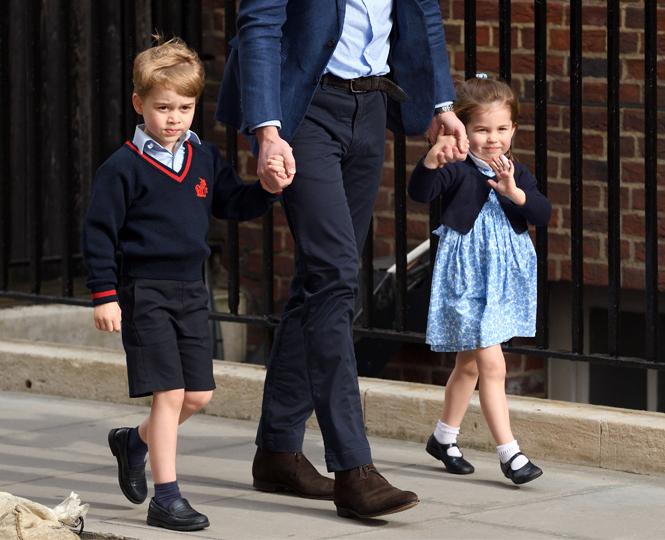 Фото №2 - Как принц Джордж и принцесса Шарлотта проведут пасхальное воскресенье