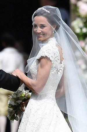 Фото №27 - Свадьба Пиппы Миддлтон