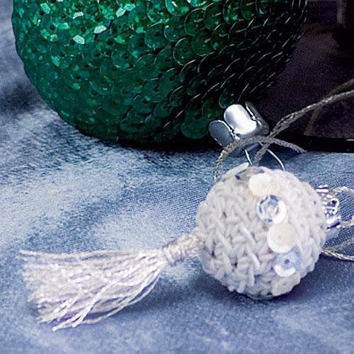 Фото №3 - Своими руками: новая жизнь елочных шаров