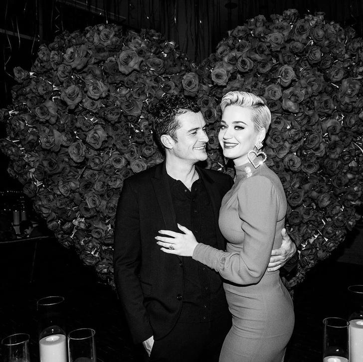 Фото №2 - Орландо Блум отменил свадьбу с беременной Кэти Перри