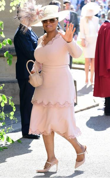 Фото №4 - Свадьба Меган Маркл и принца Гарри: как это было