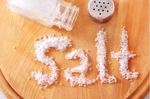 Фото №1 - Дети едят слишком много соли