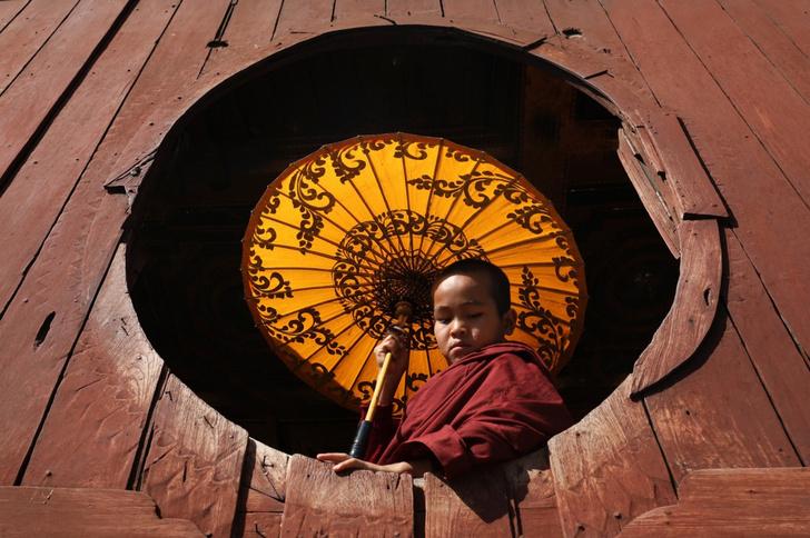 Фото №1 - Начинающий монах
