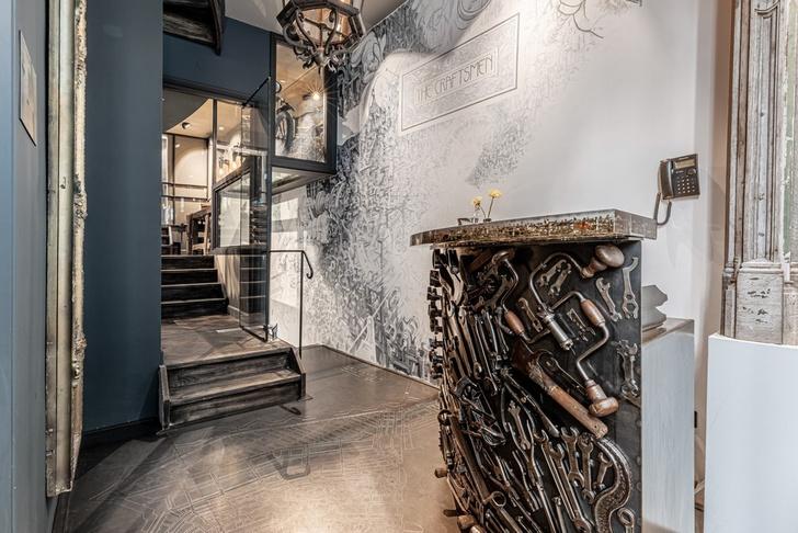 Фото №4 - Отель The Craftsmen в Амстердаме