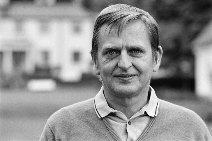 Фото №1 - Спустя 34 года установлен убийца премьер-министра Швеции Улофа Пальме