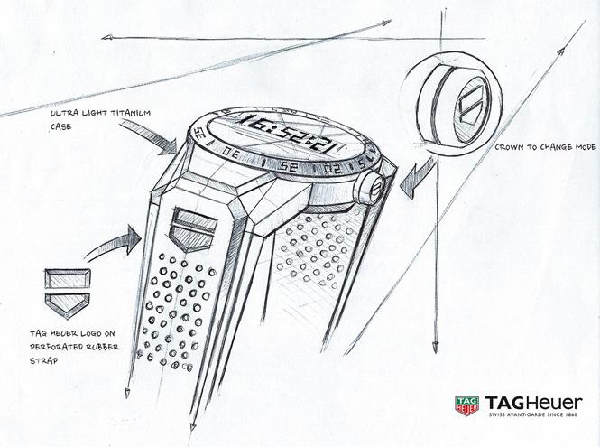 Фото №1 - TAG Heuer представил новые часы