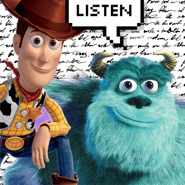 Фото №1 - 8 вдохновляющих цитат из мультфильмов Pixar