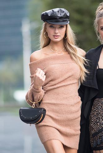 Фото №7 - С чем носить картуз — самый модный головной убор сезона
