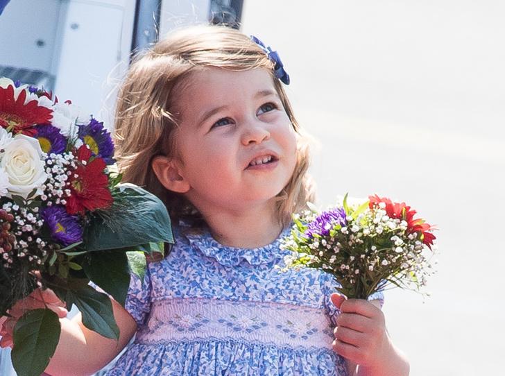 Фото №3 - Испанский язык и теннис: чему учат принцессу Шарлотту