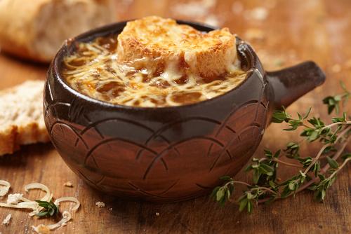Фото №3 - Парижский луковый суп: история и рецепт