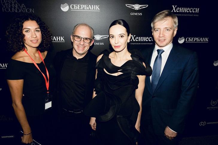 Фото №2 - GENESIS поддержал открытие V международного Фестиваля Современной Хореографии Context. Diana Vishneva