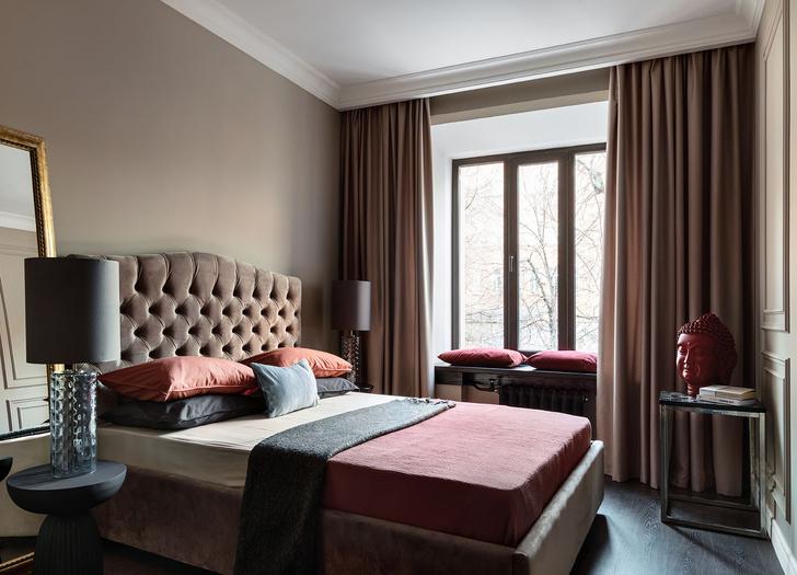 Фото №12 - Эклектика с элементами стиля лофт: квартира 54 м² в Москве