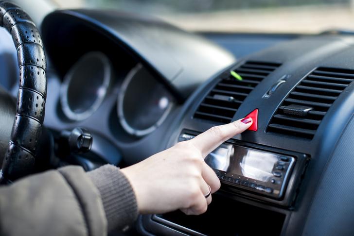Фото №2 - Чему не учат в автошколе: условные знаки автомобилистов