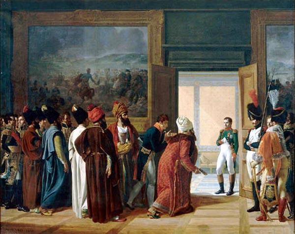Фото №1 - Третья мировая война 1812 года