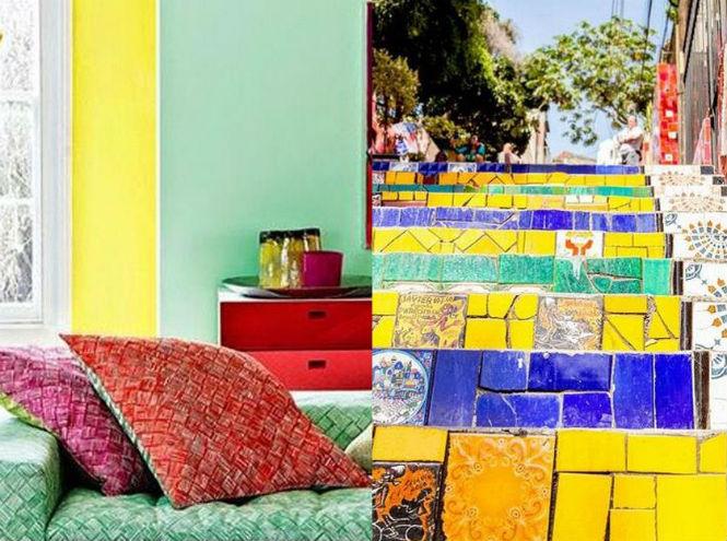 Фото №1 - Сочные краски Рио: продлеваем лето