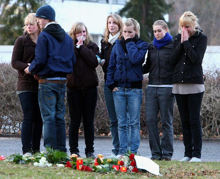 стрельба в школе, трагедия в школе