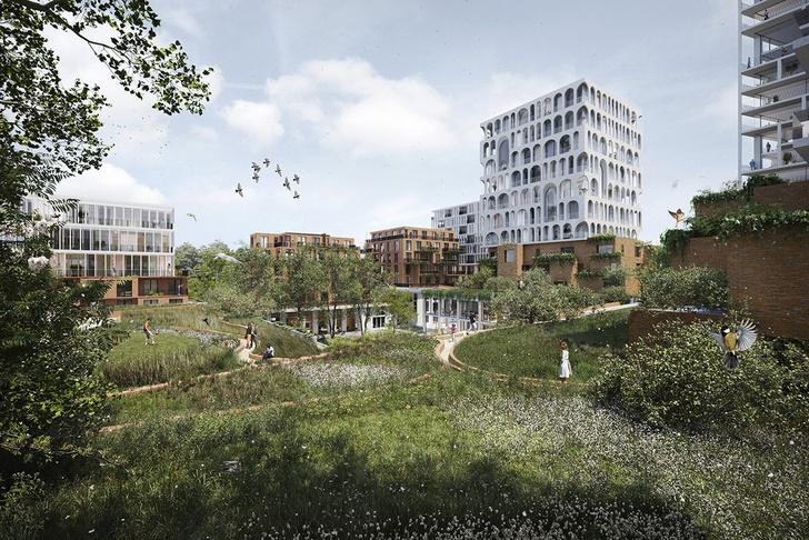 Фото №7 - Итоги архитектурного конкурса «Золотой Трезини» 2020