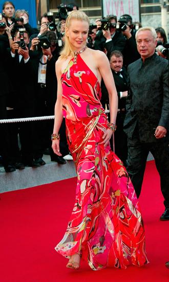 Фото №23 - Королева Канн: все модные образы Николь Кидман за историю кинофестиваля