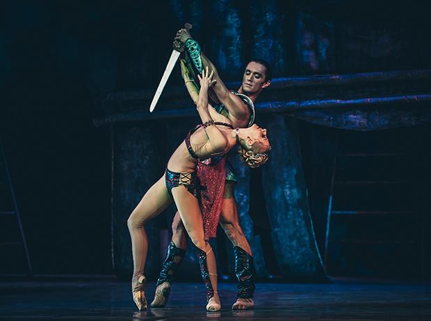 Фото №9 - Николай Чевычелов: «Если балет сводится к технике – упускается суть спектакля»