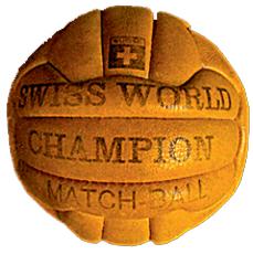 Фото №7 - История мячей ЧМ с 1930 года в картинках