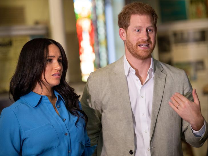 Фото №1 - Странная причина, по которой Гарри и Меган отказались от предложенного Арчи титула